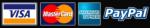 CreditCard PayPal logo e1536655912493