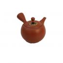 Teapot Tosei Seramic mesh Red 350 Front 2
