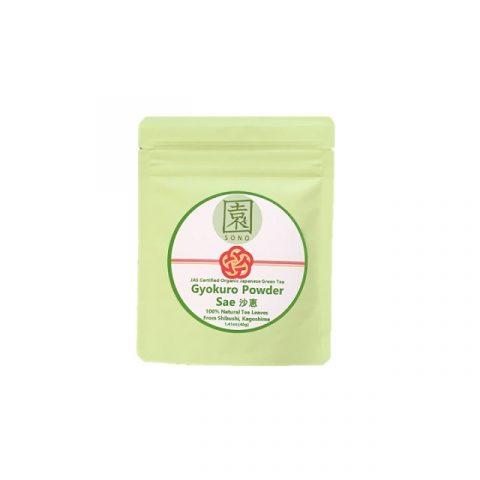 Matcha Sae - Ceremonial - Gyokuro Powder - Product